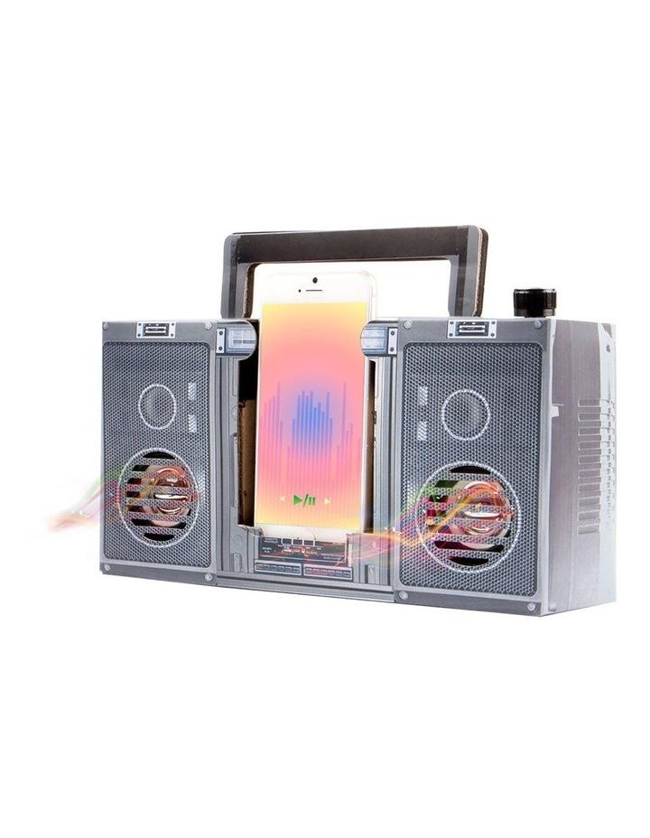 Kids Tech Portable DIY Speaker Box for Smartphones image 2