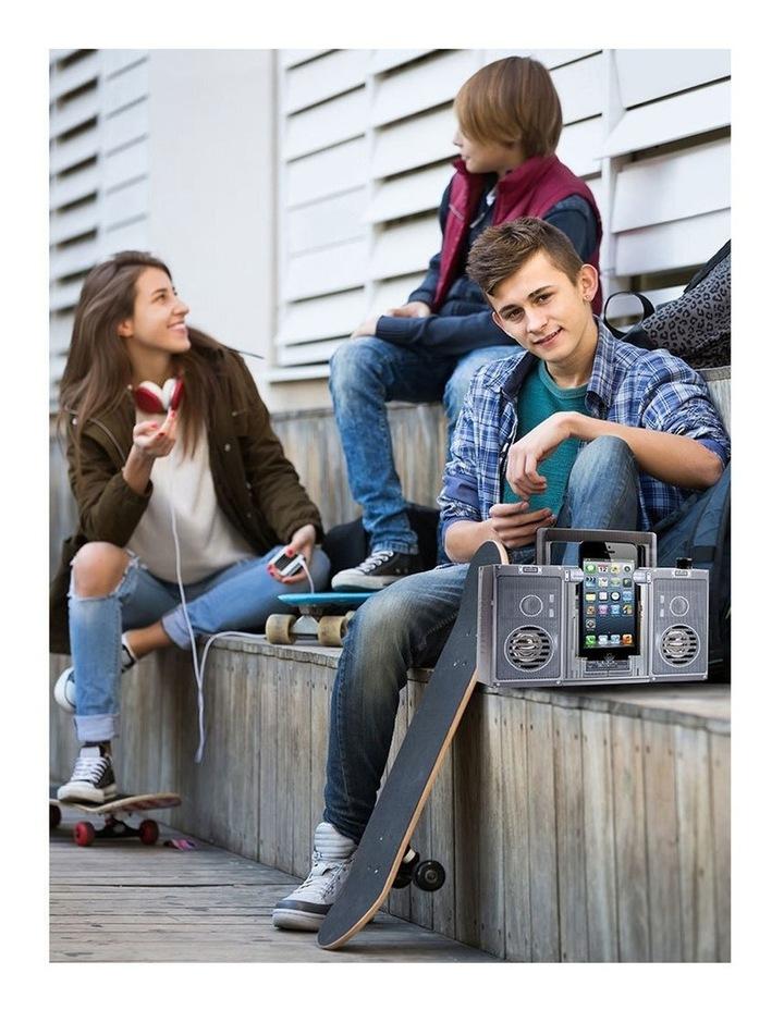 Kids Tech Portable DIY Speaker Box for Smartphones image 4