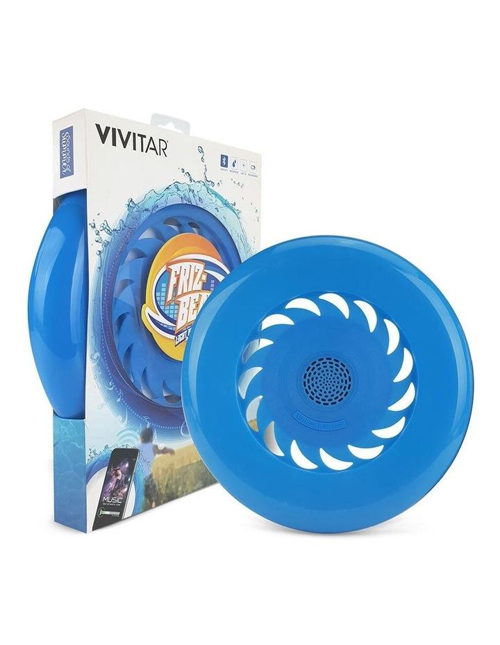 Friz-Beats Waterproof Frizbee Bluetooth Wireless Speaker image 1