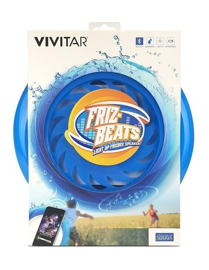 Friz-Beats Waterproof Frizbee Bluetooth Wireless Speaker image 2