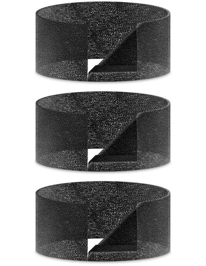 3 Pack Trusens Dust/Odour Capture Carbon Replacement Filter for Z1000 Air Purifier image 1