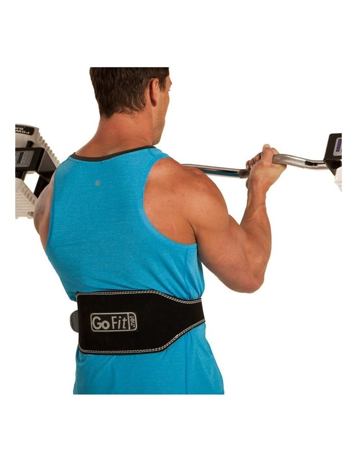 Premium Fitness/Workout Weight Lifting/Body Building Power Belt image 2