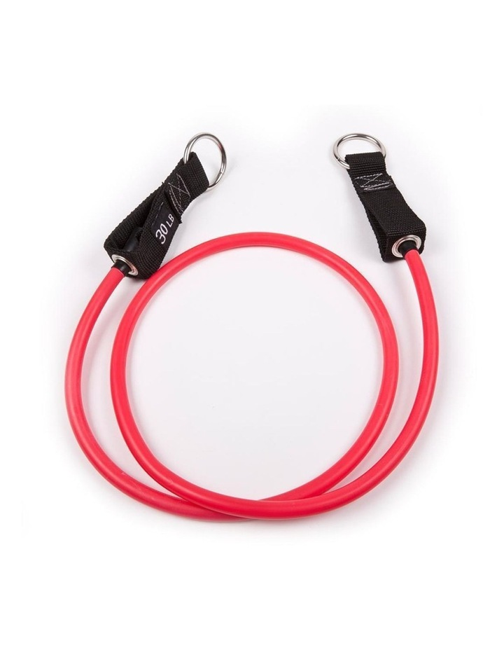 Gym Power Tube For Strength Training Red image 1