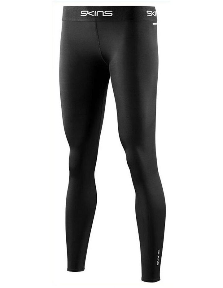 Compression DNAmic Force Womens Long Tights Sports Activewear/Gym Black Large image 1