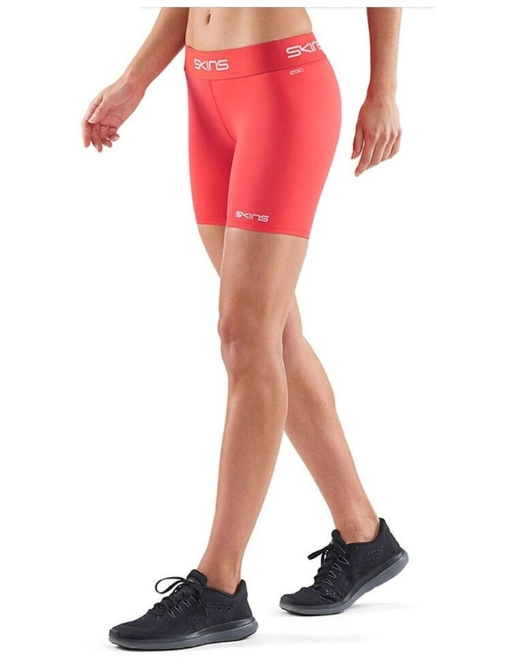 Compression DNAmic Force Womens Half Tights Sport Activewear/Gym Red Large image 1