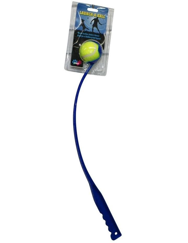 Tennis Ball Chucker Dog/Puppy Fetch Play Toy Thrower Assorted 64cm image 2