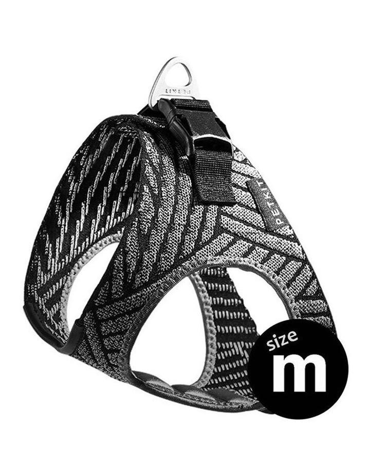 Air Fly Adjustable Dog Soft Mesh Harness Outdoor Pet Travel Vest Medium image 1