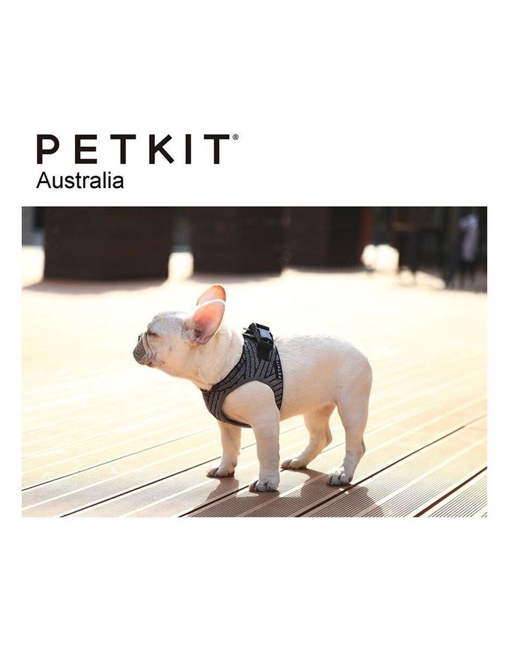 Air Fly Adjustable Dog Soft Mesh Harness Outdoor Pet Travel Vest Medium image 5