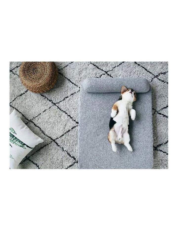 Deep Sleep Sleeping Mattress Comfort Memory Foam Pet Dog Bed Large  90cm image 6