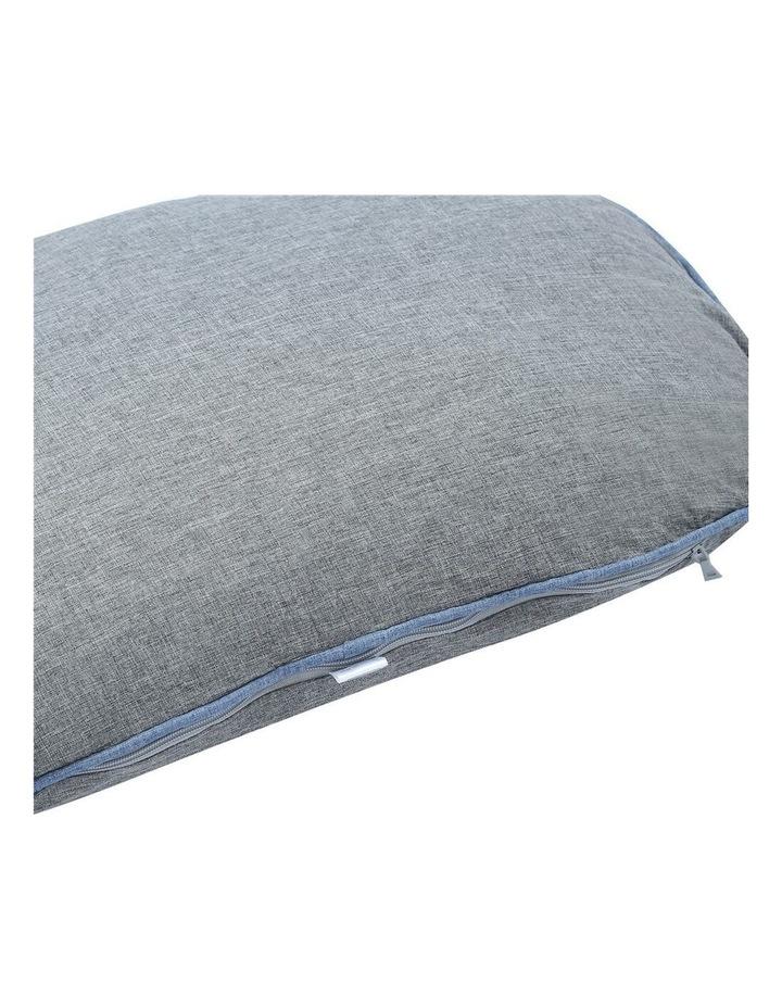 Lighthouse Mattress Cushion Resting Bed for Pet Dog Grey 80cm Medium image 6