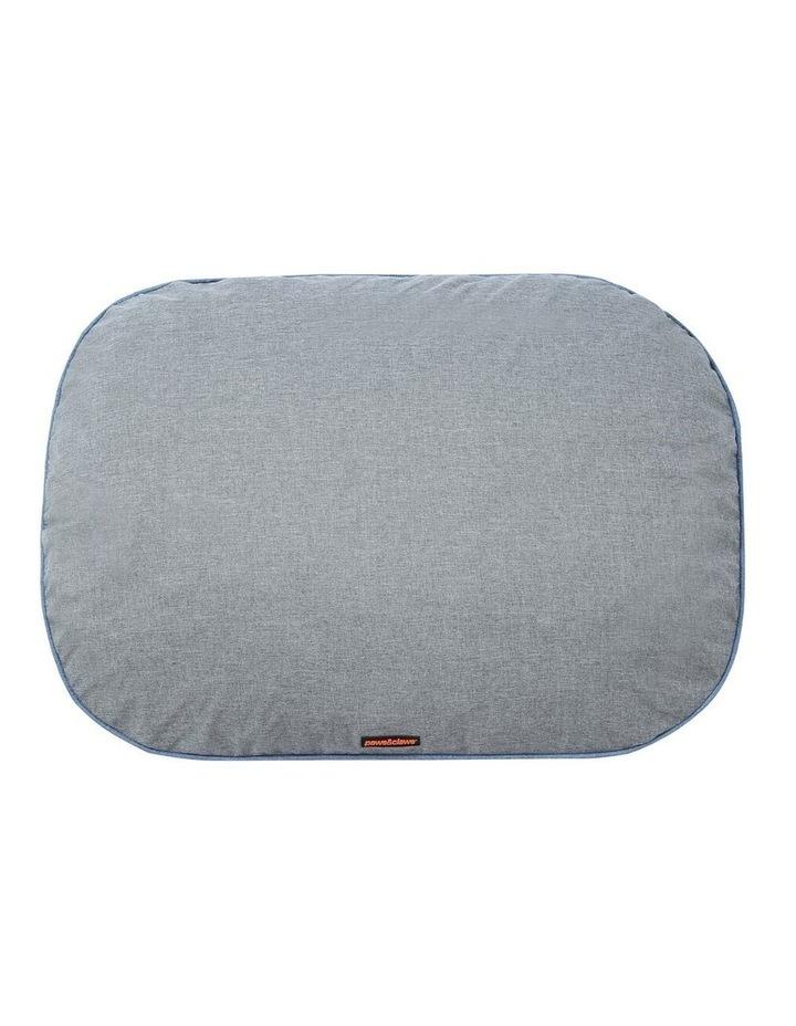 Lighthouse Mattress Cushion Resting Bed for Pet Dog Grey 100cm Large image 2