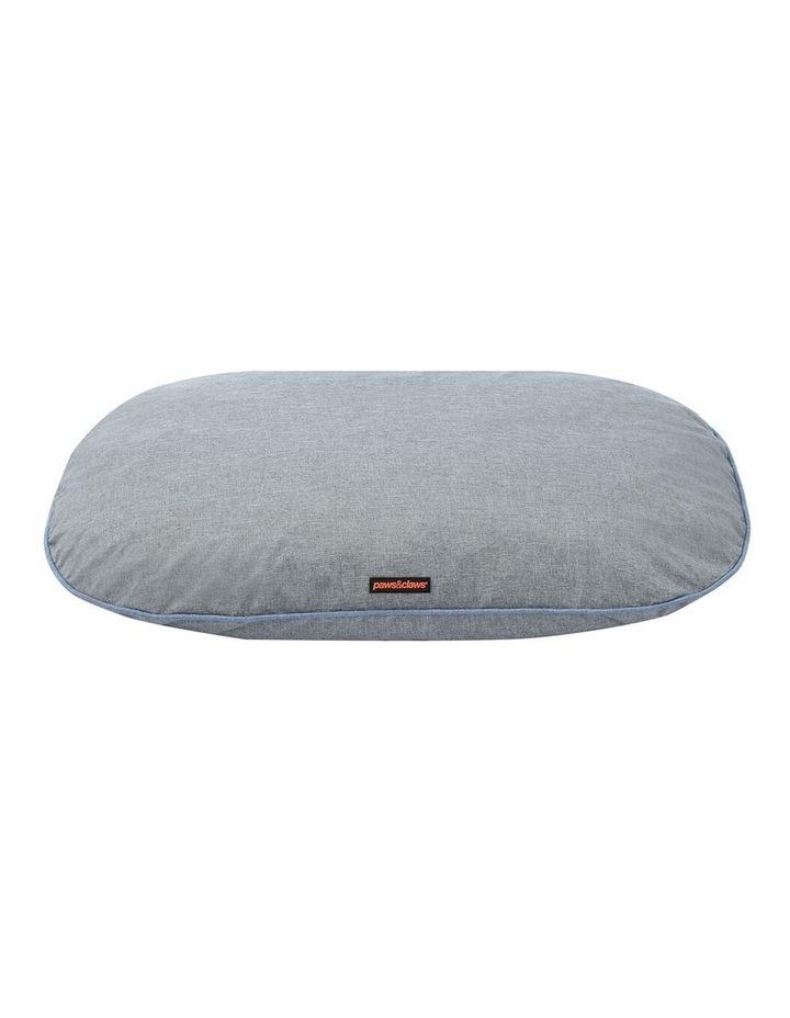Lighthouse Mattress Cushion Resting Bed for Pet Dog Grey 100cm Large image 4
