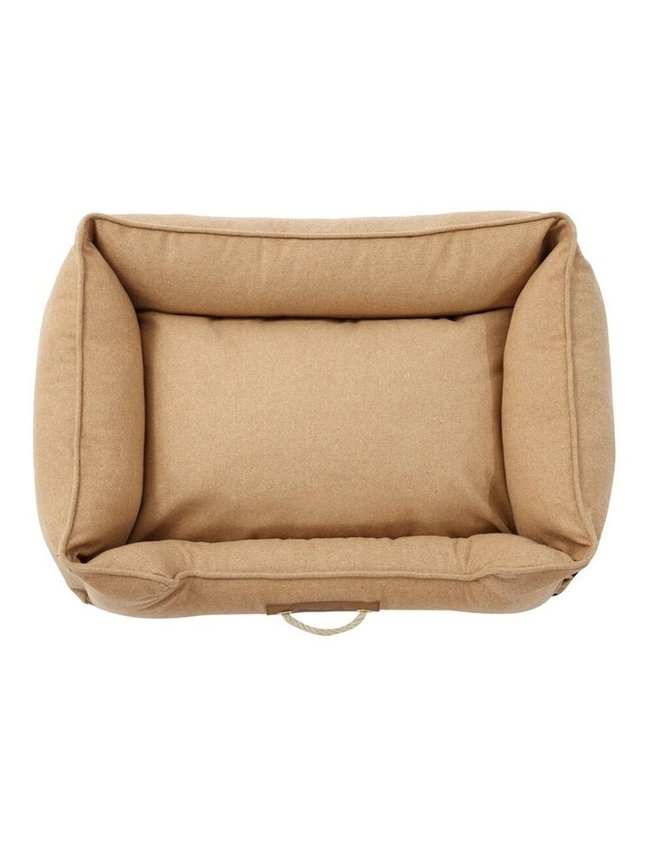 Lighthouse Pet/Dog Walled Foam Cushion Bed Sand Speckle Large 80cm image 3