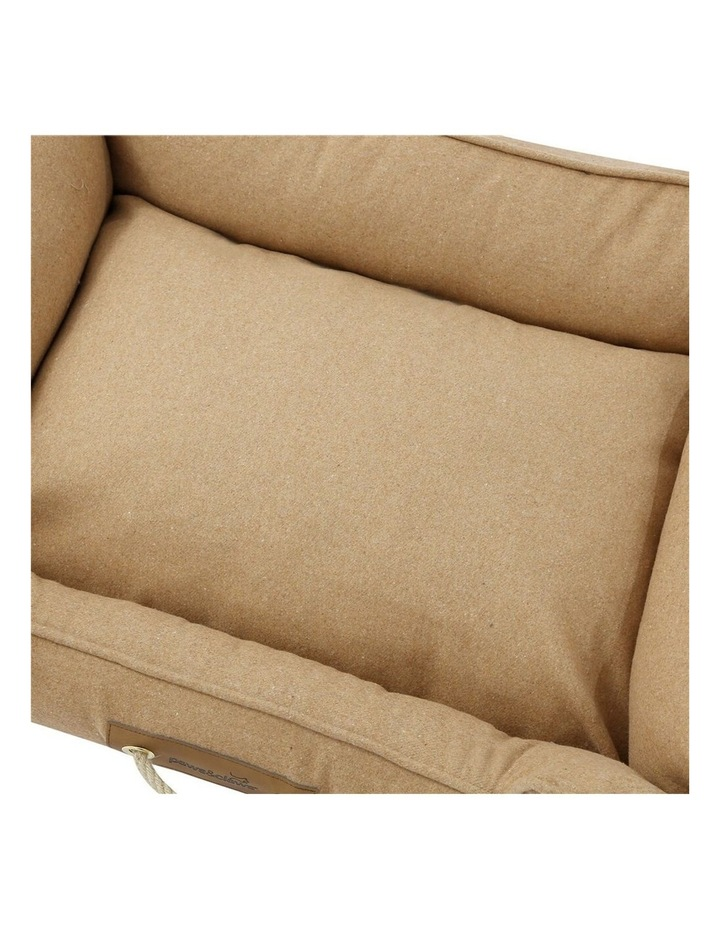 Lighthouse Pet/Dog Walled Foam Cushion Bed Sand Speckle Large 80cm image 6