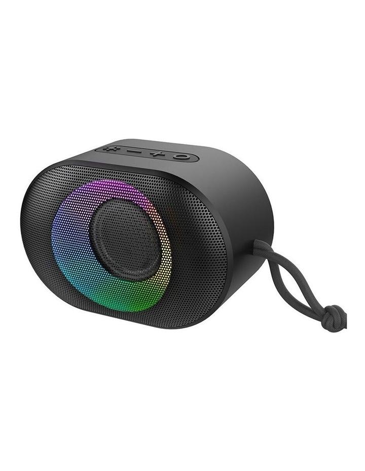 11cm Bump B1 RGB IPX6 Waterproof Bluetooth Wireless Speaker image 1