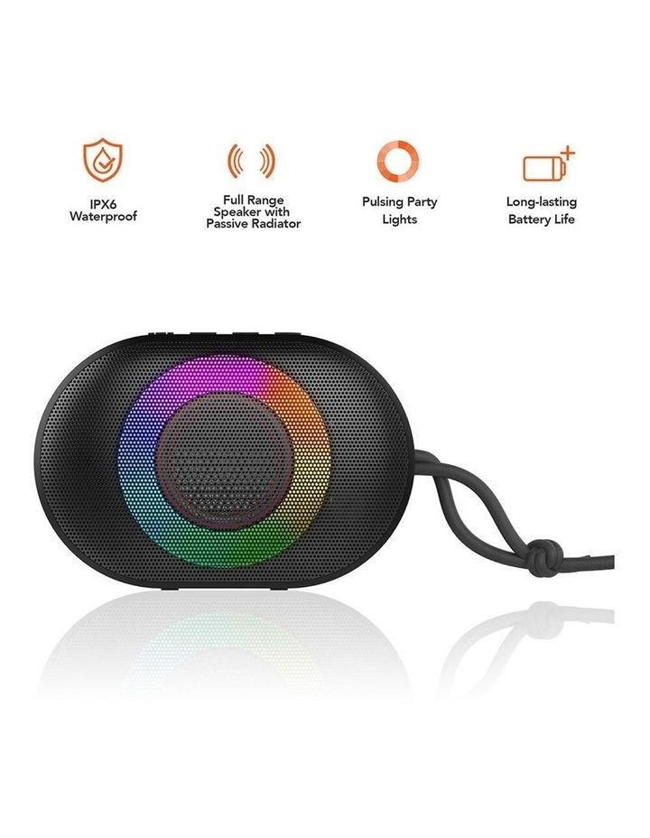 11cm Bump B1 RGB IPX6 Waterproof Bluetooth Wireless Speaker image 3