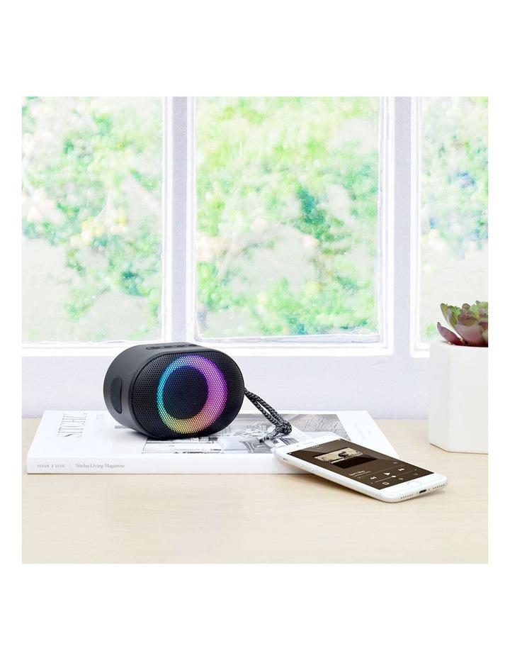 11cm Bump B1 RGB IPX6 Waterproof Bluetooth Wireless Speaker image 6