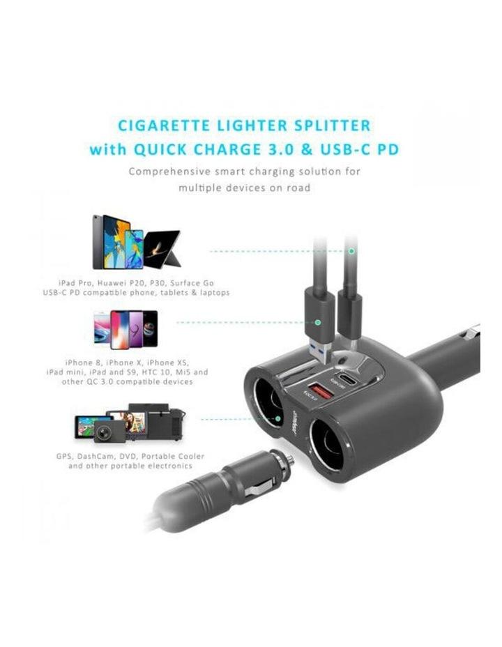 Gorilla Power Dual USB-C PD & QC3.0 Car Charger image 5
