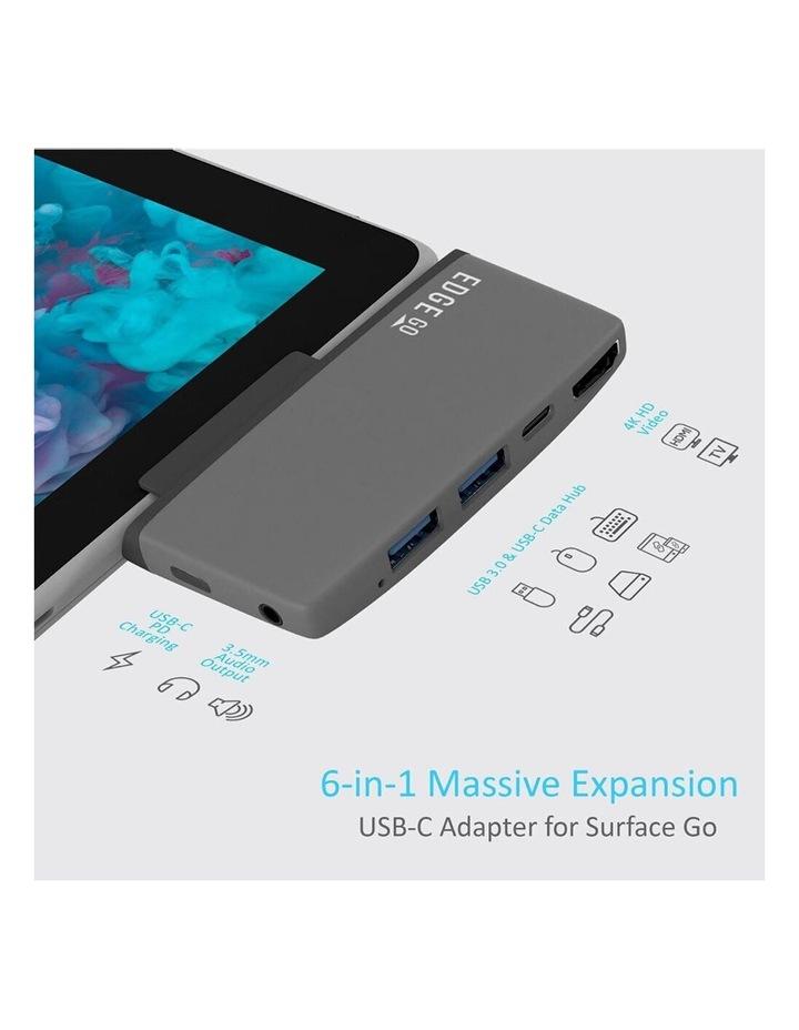 Edge Go G59 Multifunction USB-C Hub/Adapter For Microsoft Surface Go Tablet image 4