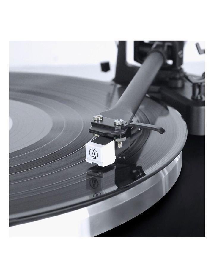 Matte Black 42cm Bluetooth Music Vinyl Turntable Record Player Speaker image 5