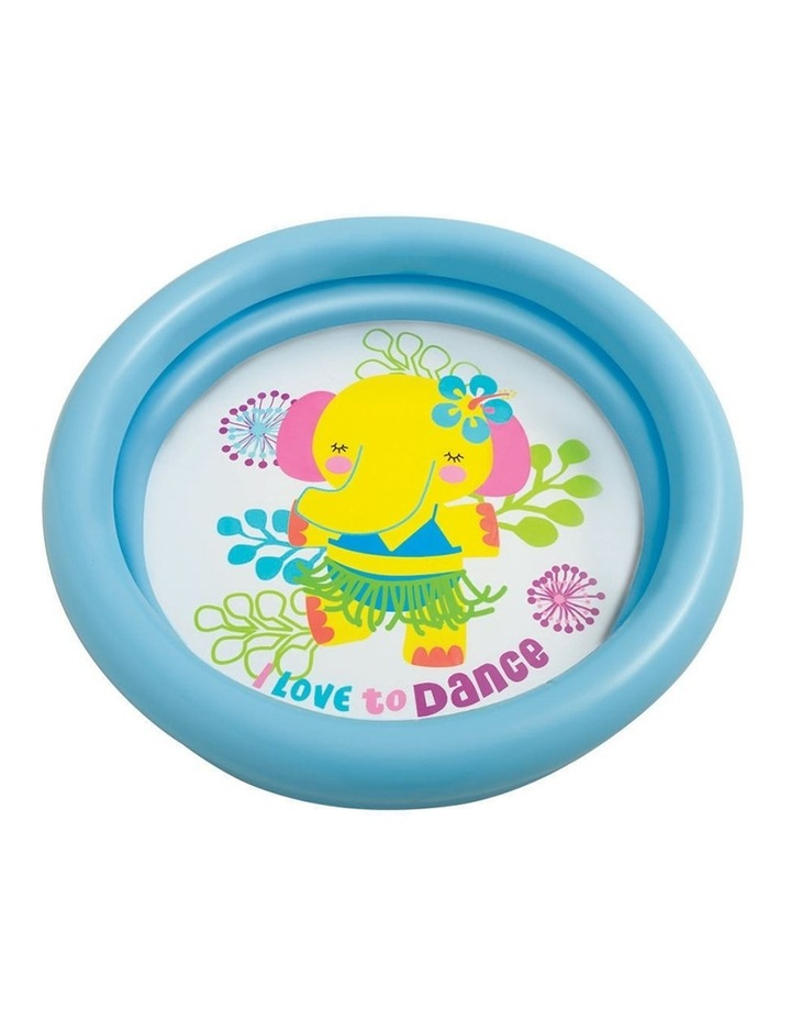My First Swimming Pool 61x15cm Inflatable Bath Tub image 1