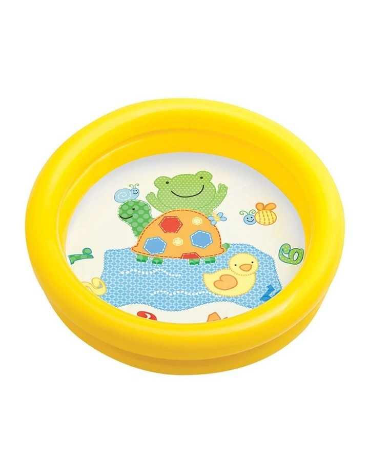 My First Swimming Pool 61x15cm Inflatable Bath Tub image 2