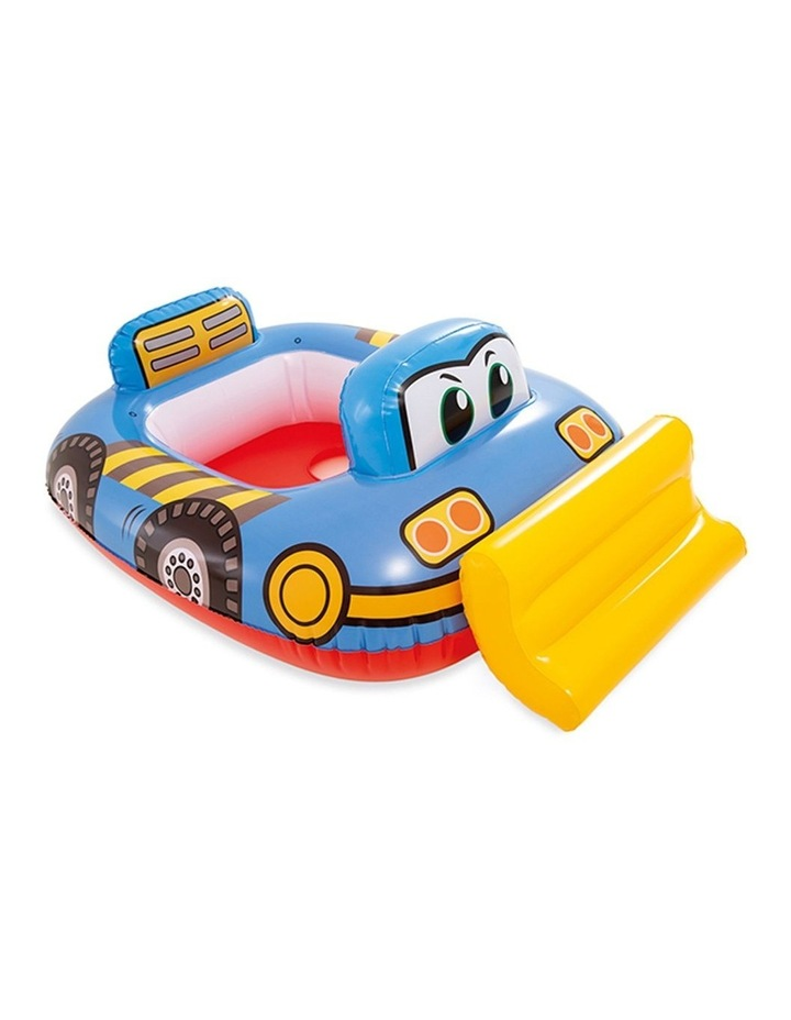 Car Kids Inflatable Swimming Pool Ride Water Floats image 1