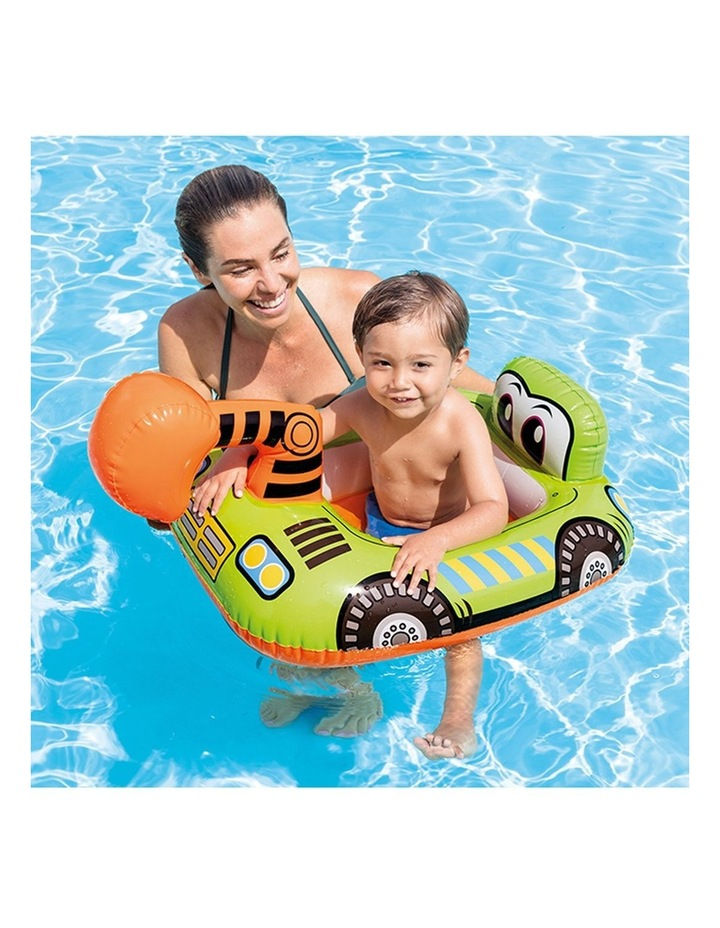 Car Kids Inflatable Swimming Pool Ride Water Floats image 4