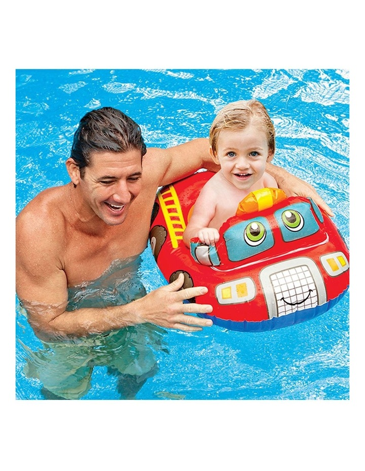 Car Kids Inflatable Swimming Pool Ride Water Floats image 5