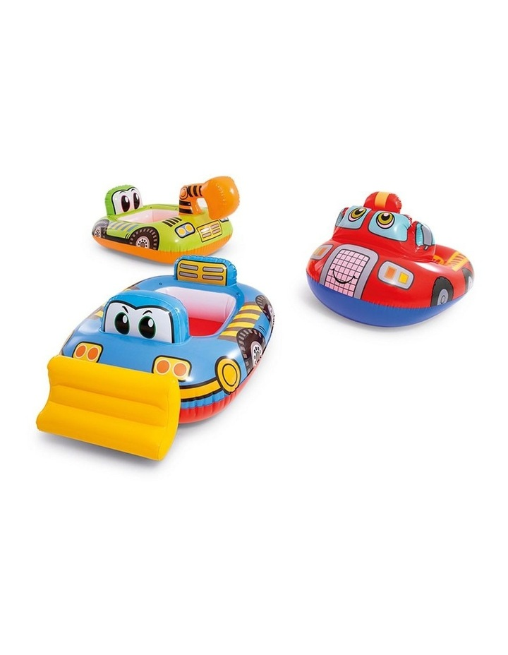 Car Kids Inflatable Swimming Pool Ride Water Floats image 6