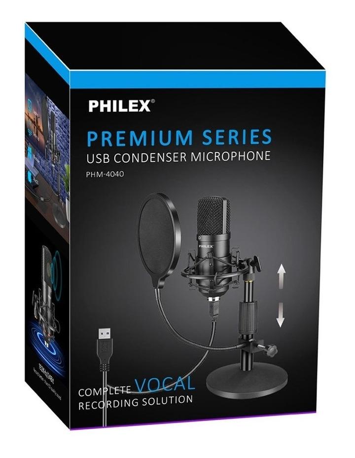 Audio Podcast/Broadcast Recording USB Condenser Cardioid Microphone image 3