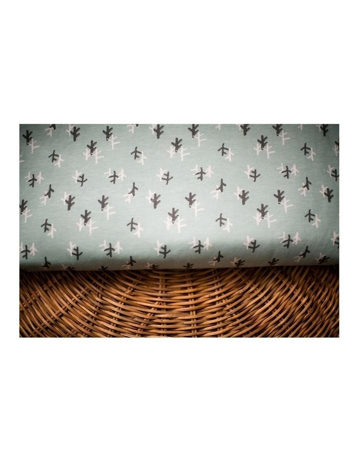 Grobag Baby Cotton 3-9M 2.5 TOG Snuggle Sleep Bag Treasure Trees image 7