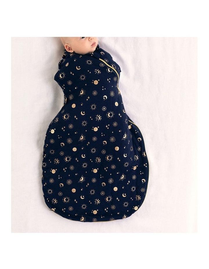 Grobag Baby Bamboo 18-36M 3.5 TOG Sleepbag/Sleeping Bag Moon Child image 2