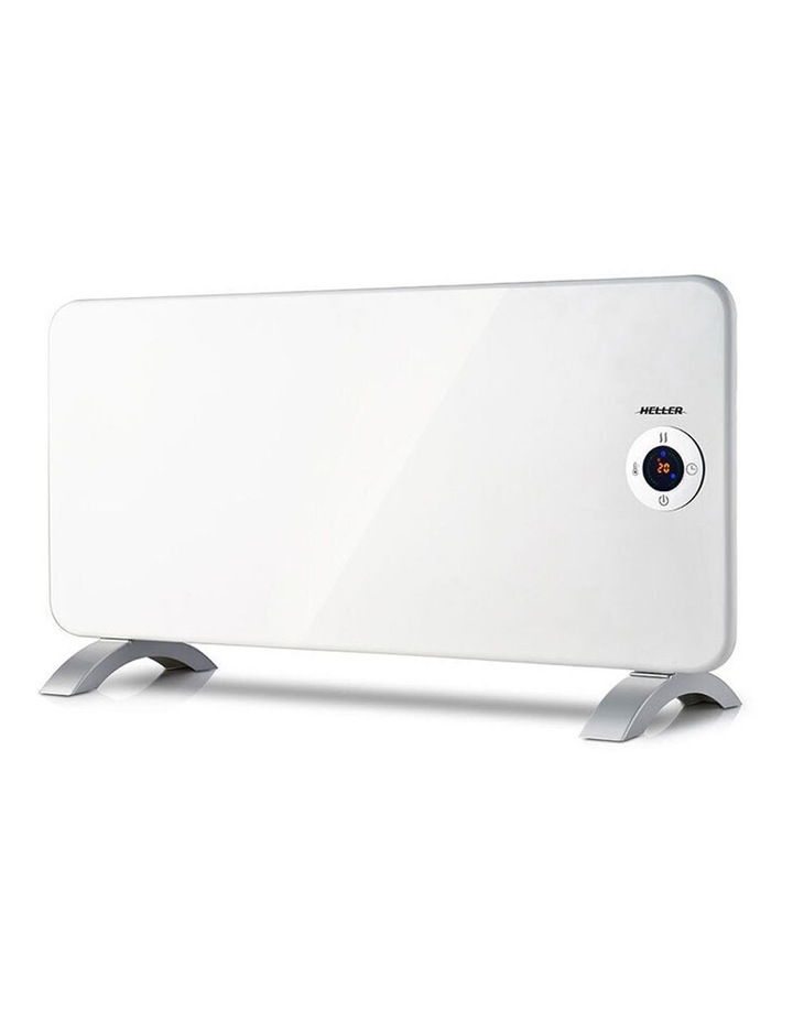 Aluminum Panel Portable Heater w/ WiFi Free Stand/Wall Mounted 2000W 84cm image 1