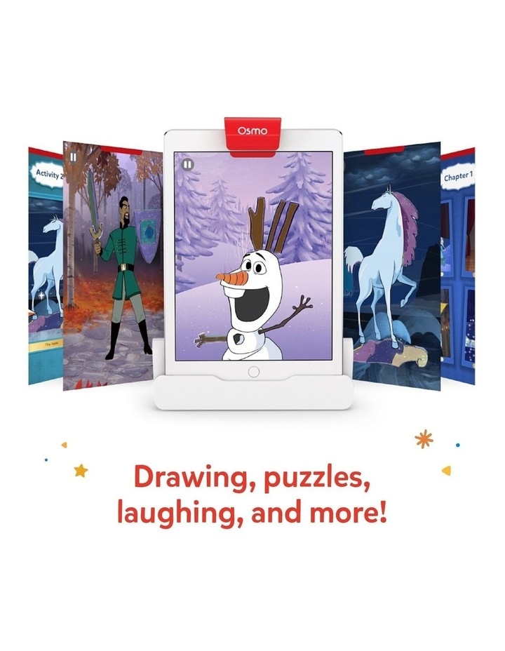 Super Studio Disney Frozen 2 Starter Kit Kids Drawing Game for iPad 5years  image 2