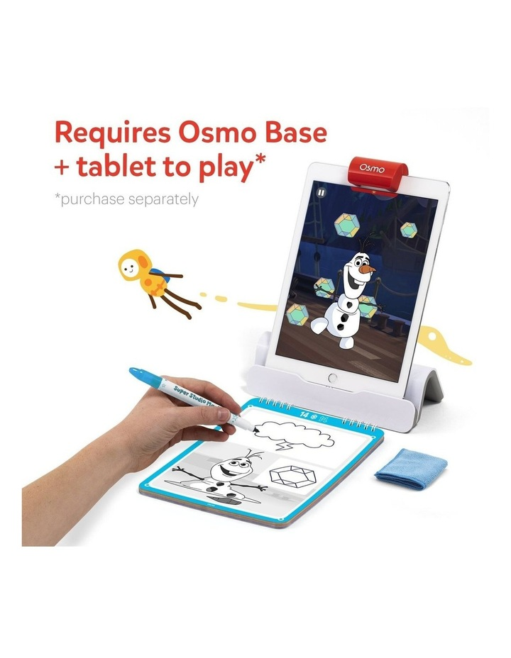 Super Studio Disney Frozen 2 Starter Kit Kids Drawing Game for iPad 5years  image 4