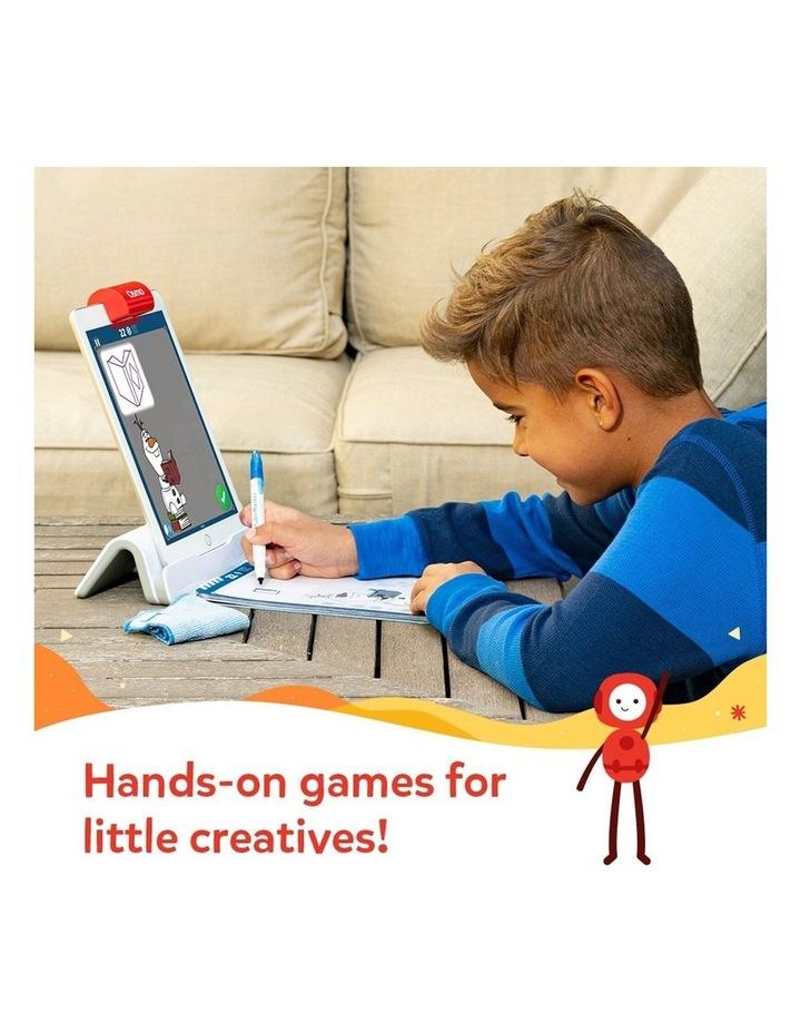 Super Studio Disney Frozen 2 Starter Kit Kids Drawing Game for iPad 5years  image 5