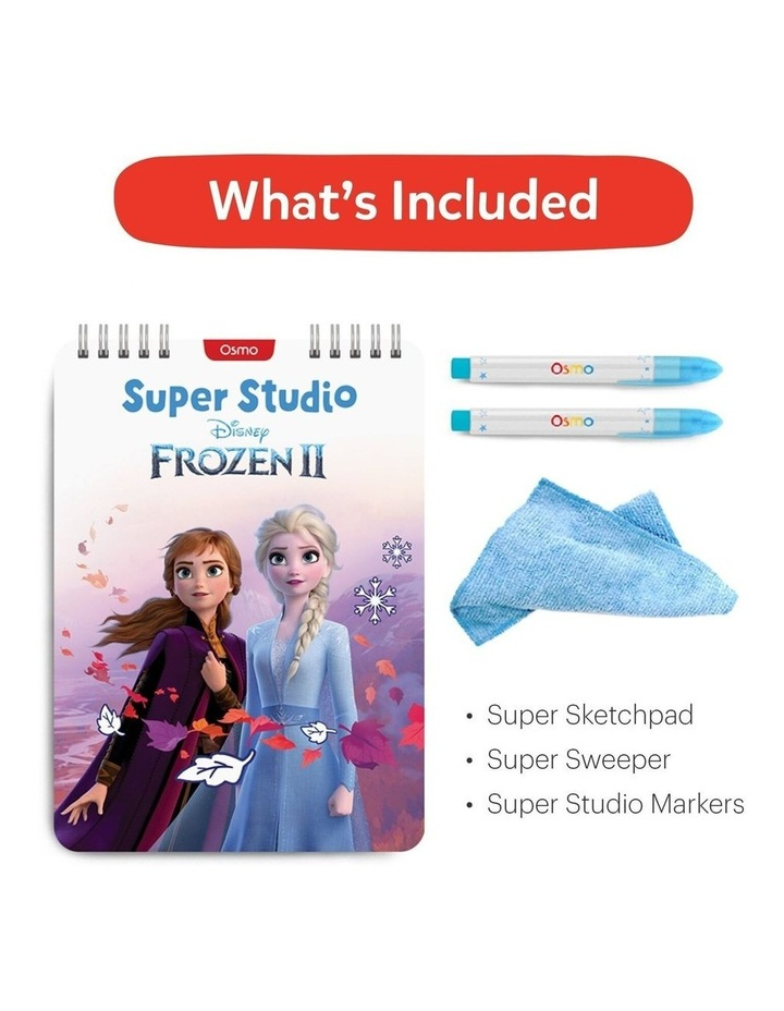 Super Studio Disney Frozen 2 Starter Kit Kids Drawing Game for iPad 5years  image 6
