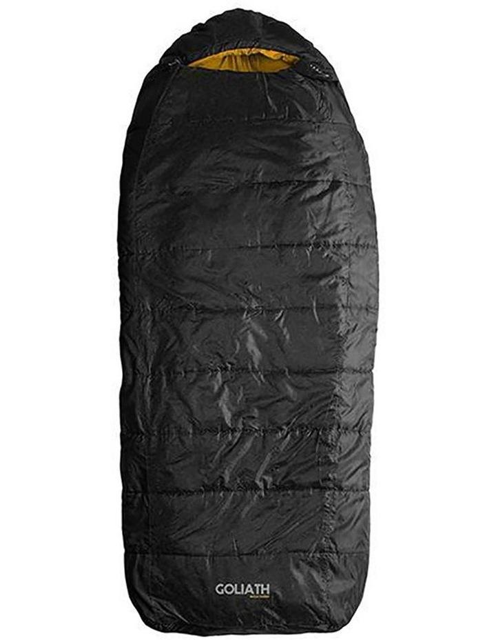 Goliath Mega Jumbo Thermal Sleeping Bag -10C For Camping/Hiking 235cm image 1