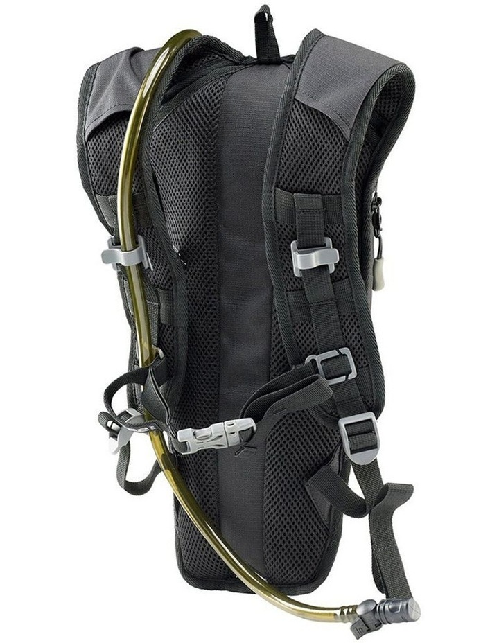 Hydra Backpack Hydration Hiking Cycling BPA Free Outdoor Bags  1.5L - Black image 2
