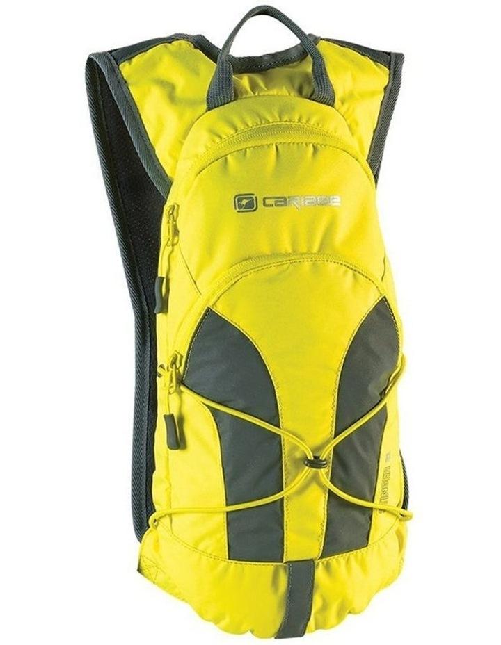 Stinger Hi-Vis Hydration Hiking Cycling Bags BPA Free Backpack 2L - Yellow image 1
