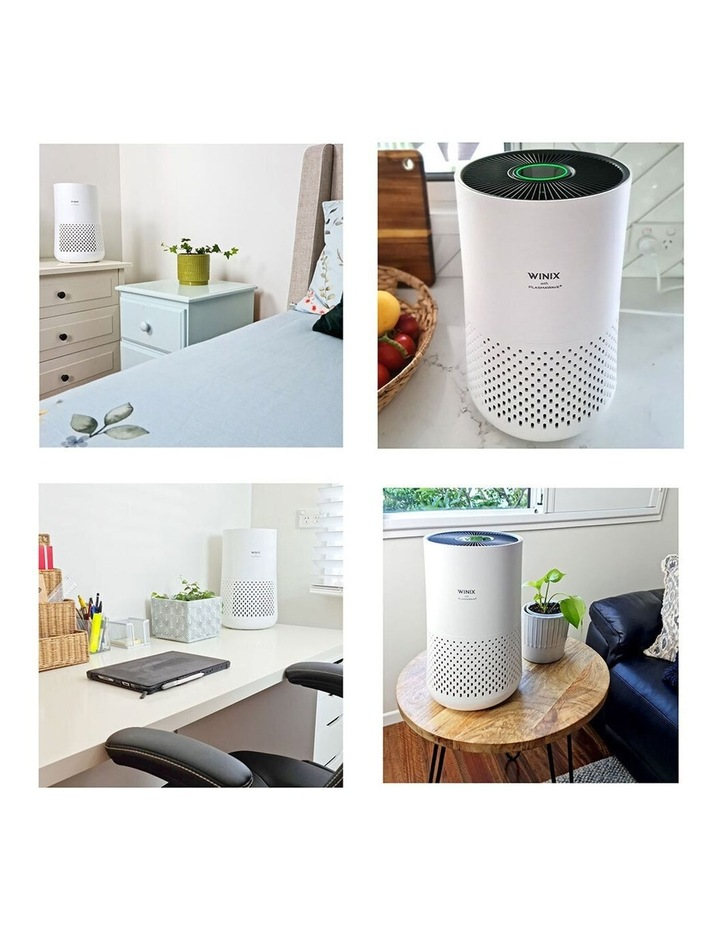 Compact 4 Stage Allergen Air Purifier/Cleaner 29.5sqm HEPA/Carbon Filter image 2
