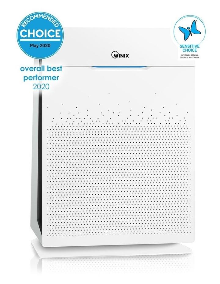 Zero  Pro 5 Stage Dust/Allergen Air Purifier/Cleaner 49.5sqm HEPA Filter image 3