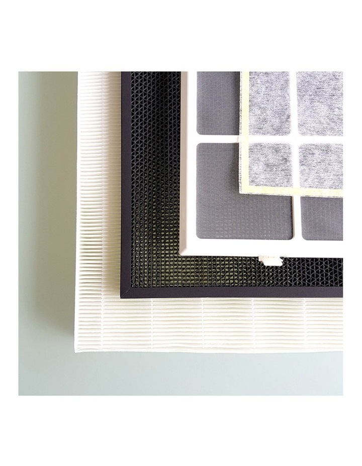 Zero  Pro 5 Stage Dust/Allergen Air Purifier/Cleaner 49.5sqm HEPA Filter image 6