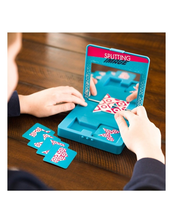 Shapes Splitting Image 6y  Kids/Children Mirror Toy Puzzle/Game image 2