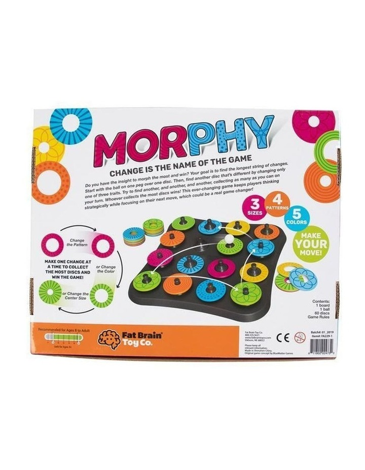 Morphy Board Game For 8y  Kids/Children W/ Balls & Discs Toy image 2