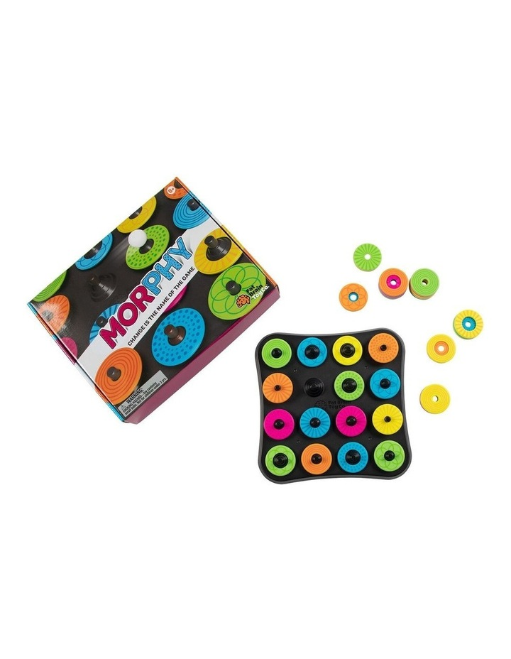 Morphy Board Game For 8y  Kids/Children W/ Balls & Discs Toy image 3