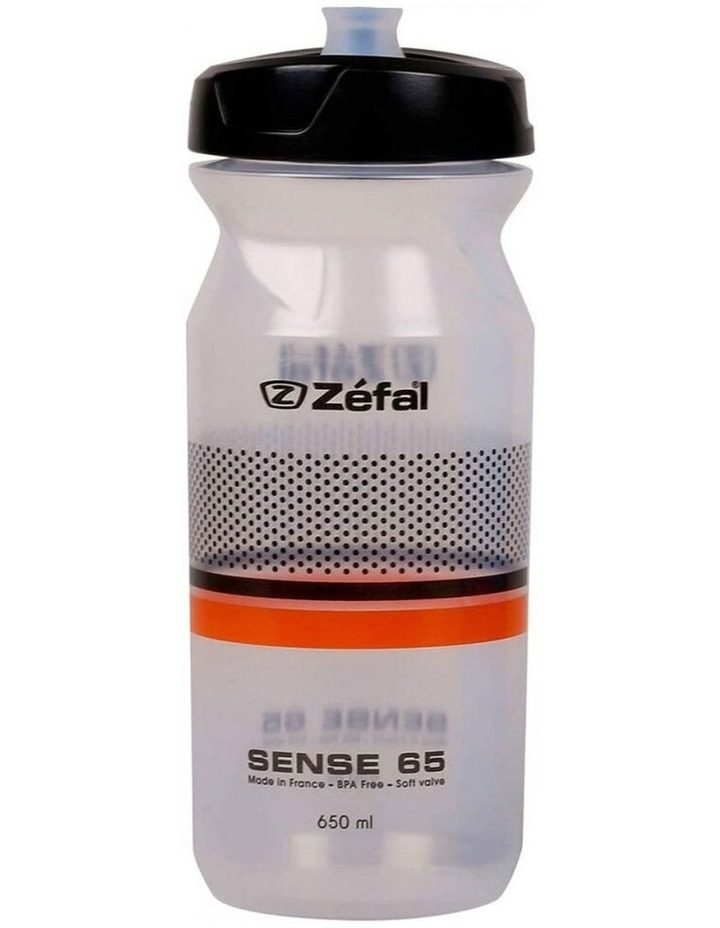 Sense M65 Water Bottle Sports Cycling Flask Container Translucent 650ml image 1