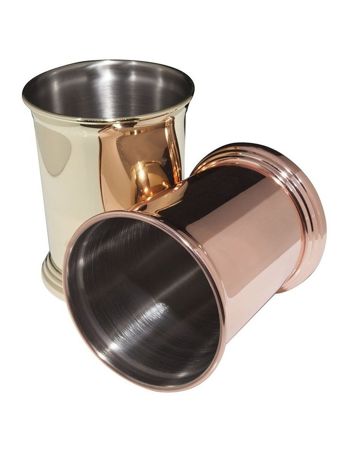 Julep Cup Chrome Set Of 2 image 2