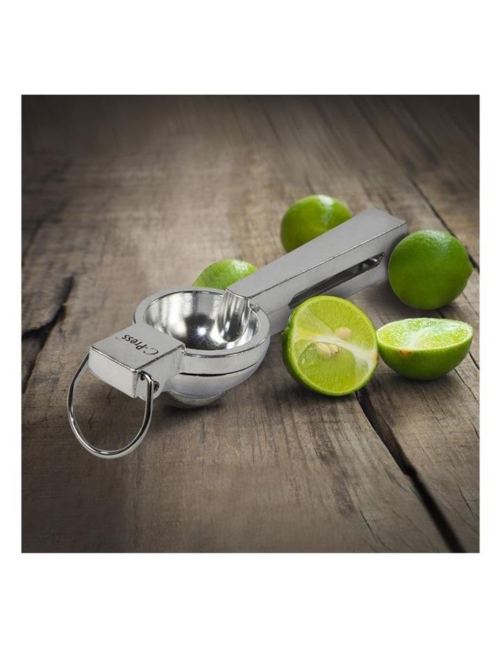 Bartender Essentials Set Chrome image 2